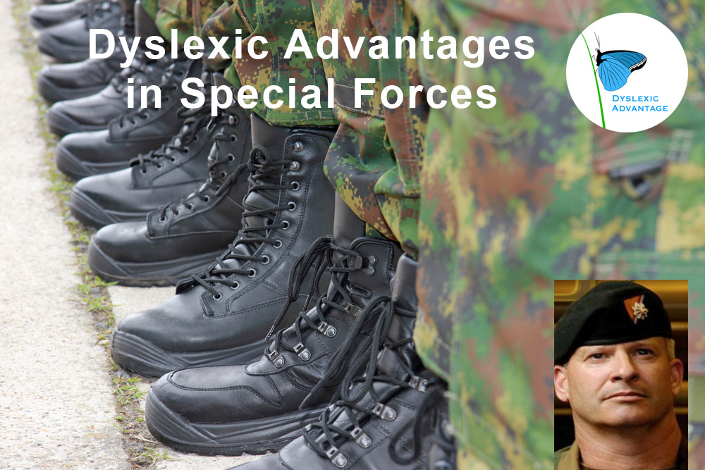 Dyslexia in the Military  MIND Advantages in Special Ops [Premium]