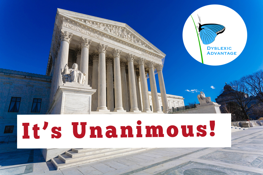 GREAT Supreme Court Decision – Schools Must Provide More Support for Students with Disabilities
